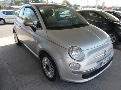 used Fiat 500 1.2 Lounge km 54000