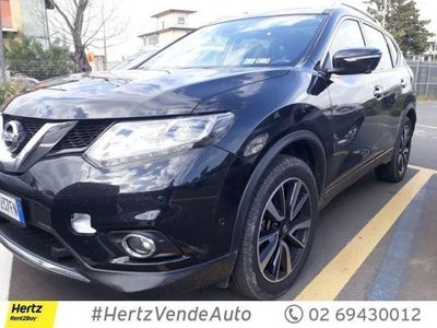 usado Nissan X-Trail 1.6 dCi Xtronic Business, 96 kW/130 hp 1589.00 cm3, 5 drs.