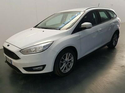 usata Ford Focus SW 1.5 TDCi 120 CV S&S Business Station Wagon
