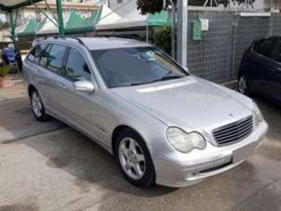 usata Mercedes C270 cdi cat s.w. classic diesel