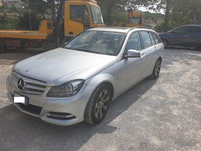 usata Mercedes C220 CDI S.W. BlueEFFICIENCY BUSI