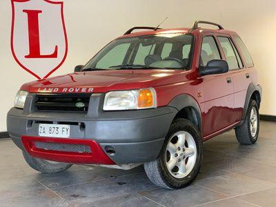 usata Land Rover Freelander 1.8 120CV POSS GPL SPORT FULL OPTIONALS GARANZIA