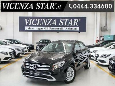 usata Mercedes GLA180 d executive restyling