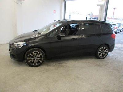 usata BMW 220 Serie 2 Gran Tourer d xDrive Advantage aut. usato