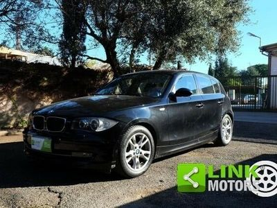usata BMW 116 116 i 5 porte Attiva