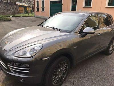 usata Porsche Cayenne 3.0 Diesel 250CV Platinum Editio