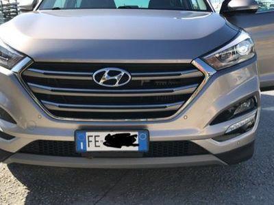 usata Hyundai Tucson 1.7 CRDi DCT XPossible