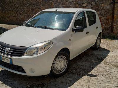 used Dacia Sandero 1.4 8v GPL 2009