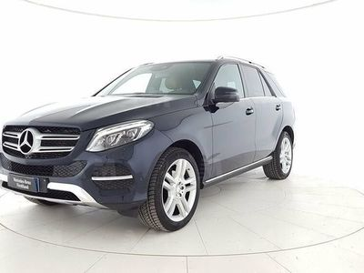 usata Mercedes GLE350 - W166 Diesel 350d Exclusive 4matic auto