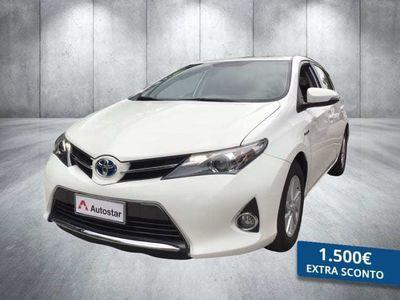 usata Toyota Auris 1.8 hybrid Active+ 5p