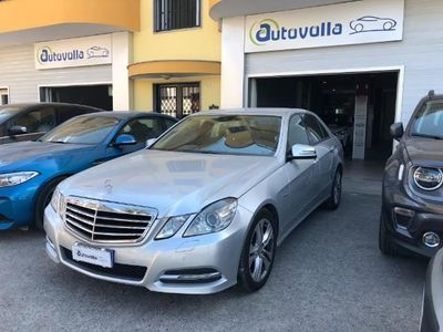 usata Mercedes E250 CDI BlueEFFICIENCY Avantgarde