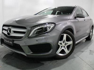 brugt Mercedes 200 GLA GLA-X156 2014 Dieseld (cdi) Premium auto
