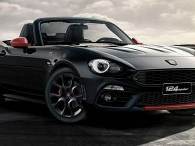 usata Abarth 124 Spider 124 AT 170 CV