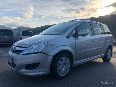 usata Opel Zafira 1.6 t. Edition (enjoy) ecoM 150cv