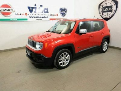 used Jeep Renegade 1.6 MJT DDCT 120 CV LIMITED