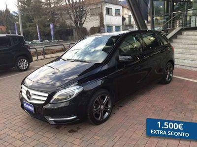 usata Mercedes B180 CLASSE Bcdi Premium Full edition
