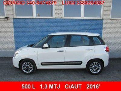 brugt Fiat 500L 1.3 Multijet 95 CV Pop Star
