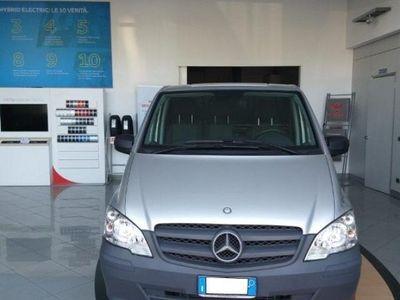 second-hand Mercedes Vito 2.2 113 CDI TN Furgone Compact del 2012 usata a Novi Ligure