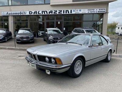 usata BMW 633 csi RESTAURO TOTALE