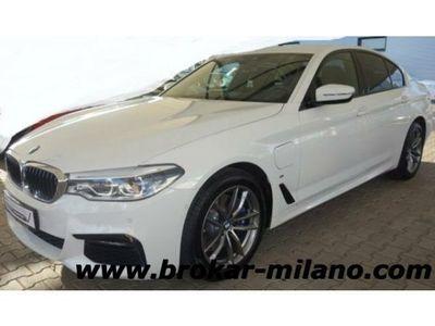 usata BMW 530 e Msport