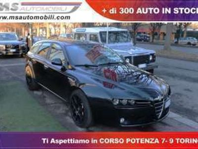 usata Alfa Romeo Crosswagon 2.4 JTDm 20V 210 CVSportwagon Distinctive Tetto Pelle Navi Unicoproprietario