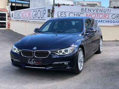 used BMW 318 Serie D Touring Luxury Cambio Automatico