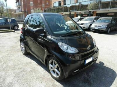 usata Smart ForTwo Coupé 1000 52 kW MHD COUPE' PASSION