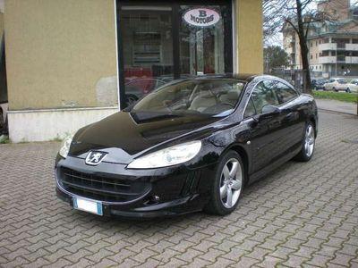 usata Peugeot 407 Coupe 3.0 V6 HDi aut Féline