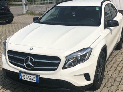 usata Mercedes GLA200 automatic TUTTO COMPRESO