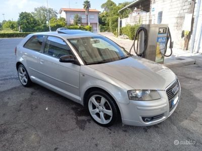 usata Audi A3 2.0 140cv ambition full