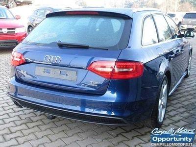 usata Audi A4 AVANT 2.0 TDI 190CV CLEAN DIESEL QUATTRO S-TRONIC