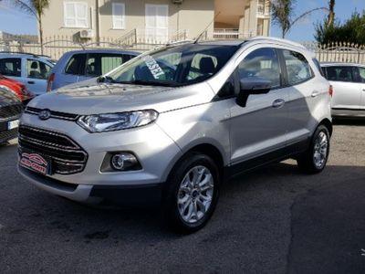 usata Ford Ecosport - 2017 1.5 TDCI 95 CV 36'000 KM