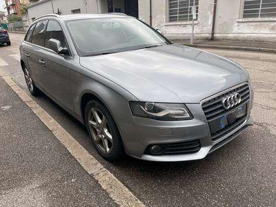 usata Audi A4 Avant 2.0 TDI 143CV Multitronic *Euro5*