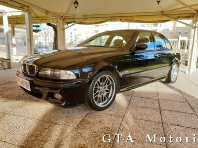 usata BMW M5 M5PARI AL NUVO BOOK SERVICE