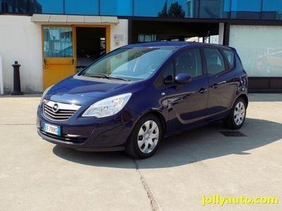 gebraucht Opel Meriva 1.7 CDTI Automatica Elective