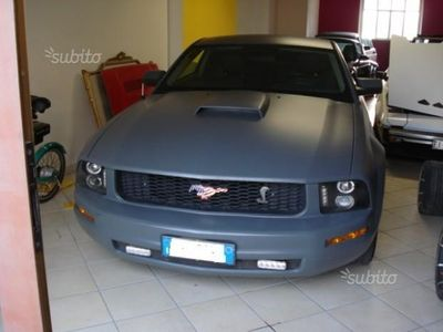 brugt Ford Mustang - 2007