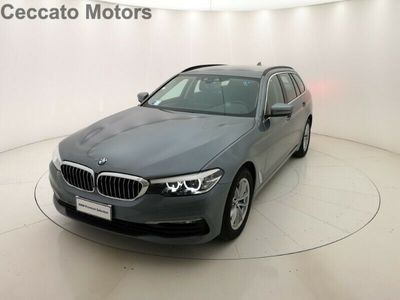 usata BMW 520 Serie 5 d xDrive Touring Business