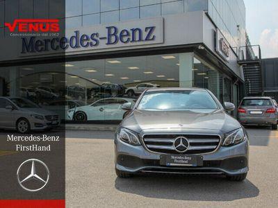 usata Mercedes E220 4 MATIC BUSINESS SPORT AUTOMATICA