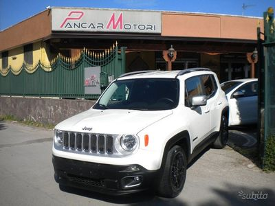 usado Jeep Renegade 1.6 Mjt 120 CV Limited