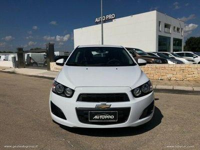usata Chevrolet Aveo Aveo1.3 D 75 CV S&S 5p. LT