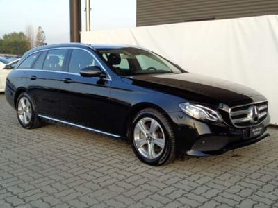 usado Mercedes E220 S.W. Business Sport 4matic Automatic