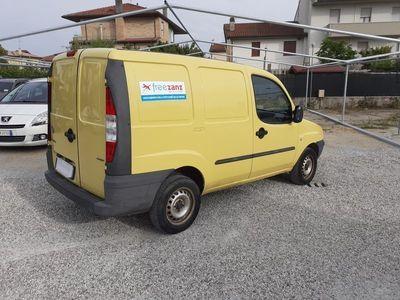 usata Fiat Doblò Cargo 2006 Diesel 1.3 mjt 16v