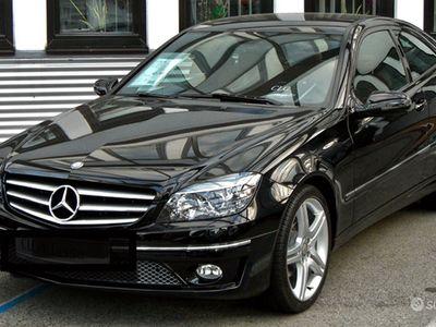 usata Mercedes CLC200 cdi sport cl203