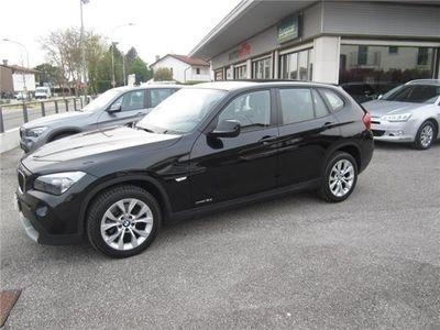 usata BMW X1 sDrive18d UFFICIALE ITALIANA