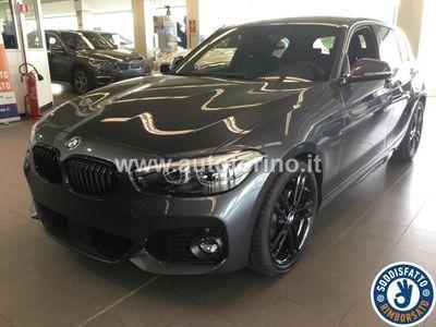 used BMW 118 SERIE 1 (5 PORTE) I 5 PORTE M SPORT SHADOW LINE
