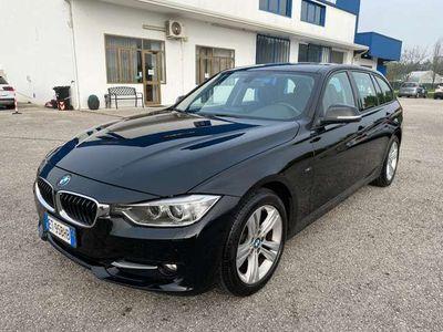 usata BMW 320 320 Serie 3 d xDrive Touring Sport MANUALE