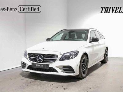 usata Mercedes 220 Classe C Station Wagond 4Matic Auto Premium del 2018 usata a Torri di Quartesolo