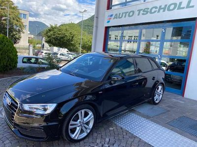 "usata Audi A3 SPB 2.0 TDI 150Cv S-line Plus Navi-Plus Xenon 18"""