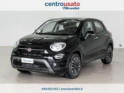usata Fiat 500X 500X2018 1.3 mjt City Cross 4x2 95cv