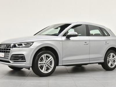 usata Audi Q5 2.0 TDI quattro S-tronic 190 CV S-line